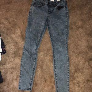 Bullhead Pants - Grey jeans